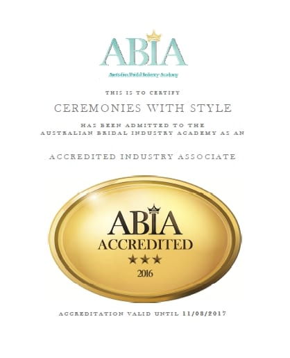 ABIA Accredited