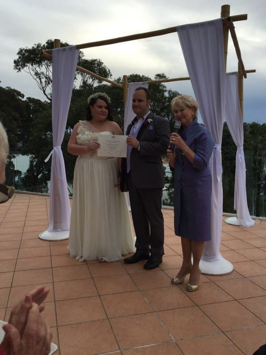 Ceremonies with Style - Cassie and Matt Sydney Wedding