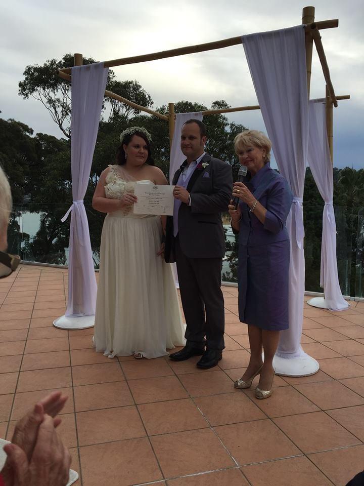 Ceremonies with Style - Cassie and Matt Sydney Wedding
