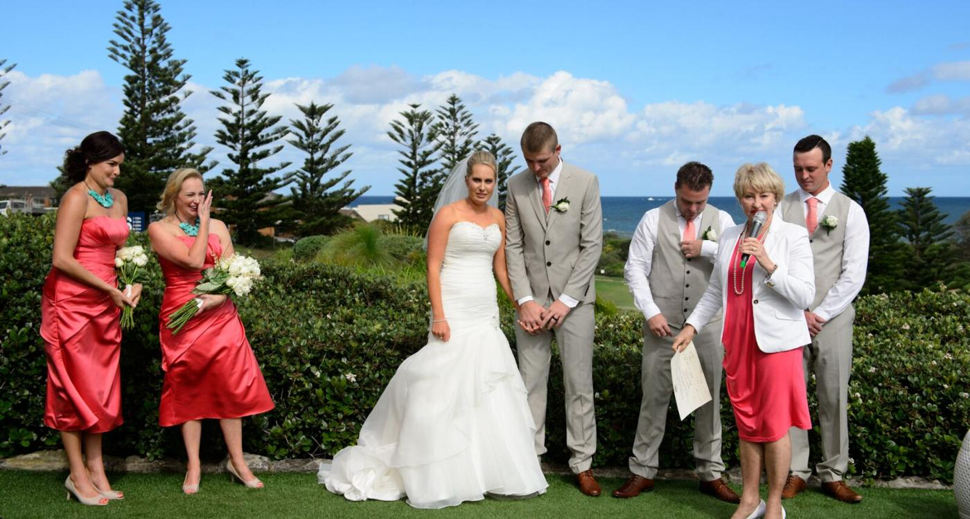 Jan Littlejohn - Ceremonies with Style - Marriage Celebrant Sydney