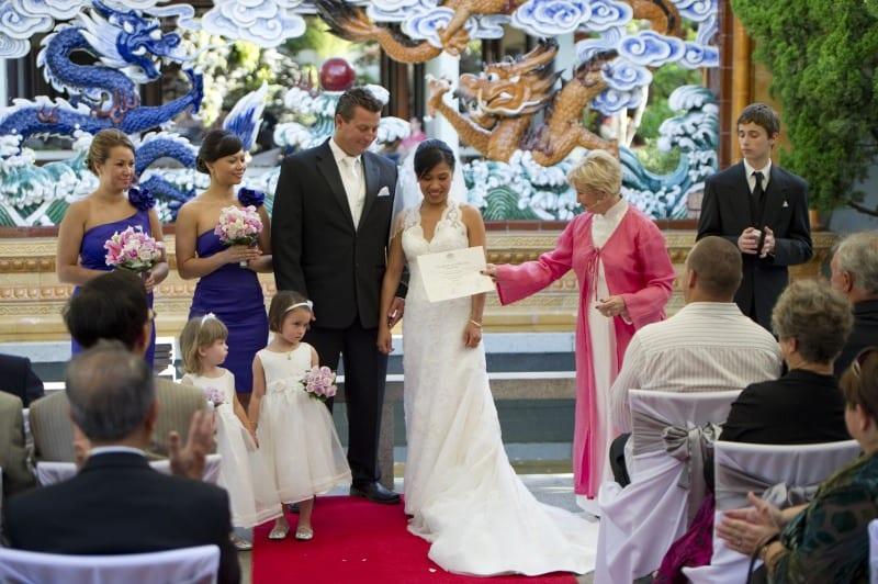 Ceremonies with Style - Sydney Wedding