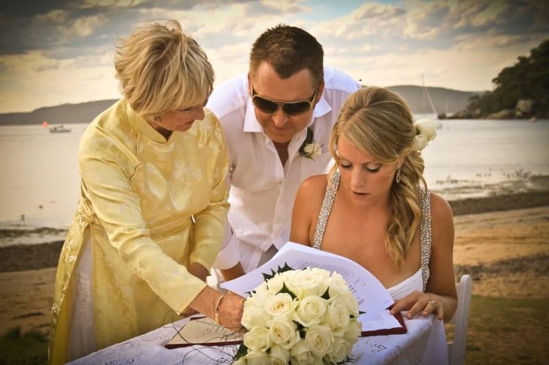 Photo Gallery - Wedding Celebrant Sydney - Ceremonies with Style