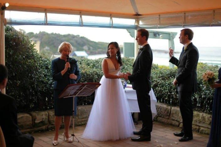 Photo Gallery - Wedding Celebrant Sydney - Jan Littlejohn