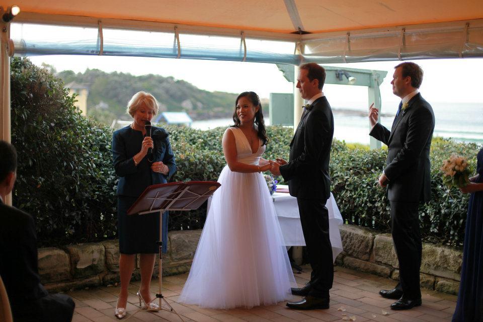 Photo Gallery - Wedding Celebrant Sydney - Jan Littlejohn