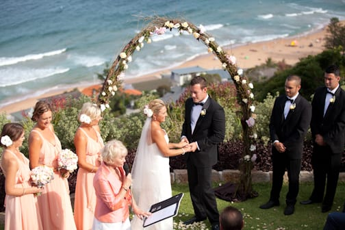Ceremonies with Style - Wedding at Jonahs Palm Beach