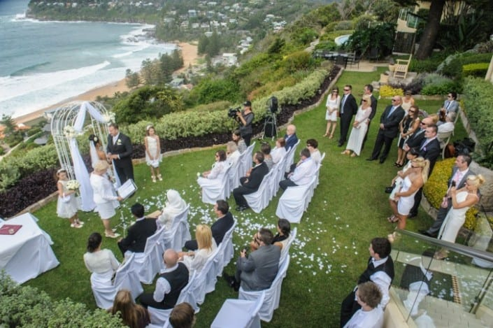 Ceremonies with Style - Lee and Sari Sydney Wedding